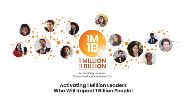 1 Million for 1 Billion